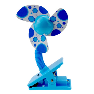Clip On Stroller Fan