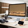 Wireless Wood Grain Stand Charger