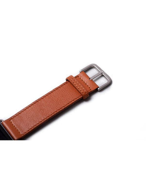 HARBER LONDON · APPLE WATCH STRAP CLASSIC LEATHER · TAN
