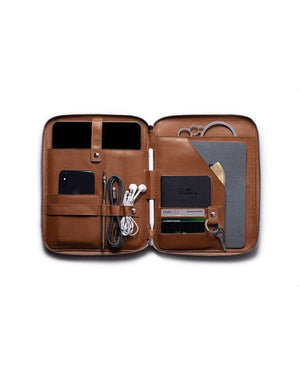 HARBER LONDON · NOMAD Organiser For IPad Pro 11 · DEEP BROWN