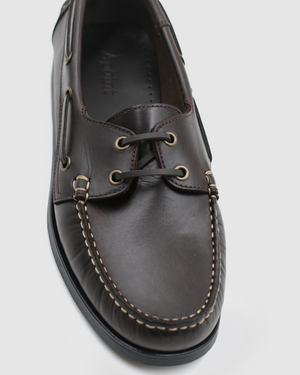 Menorca - Boat Shoes - Brown