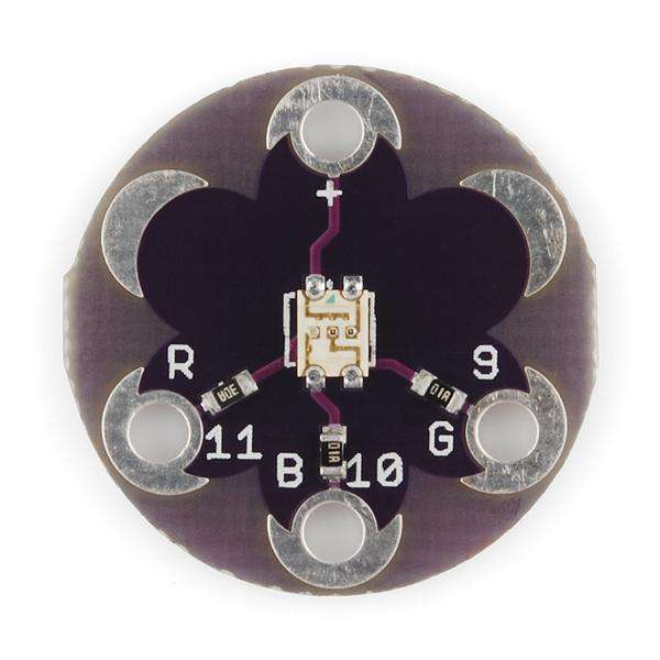 Lilypad - Tri-Color LED