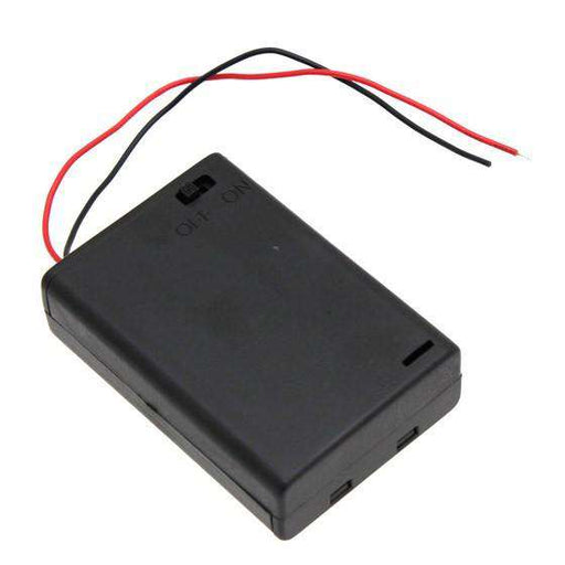 3 x AA Switched Battery Pack