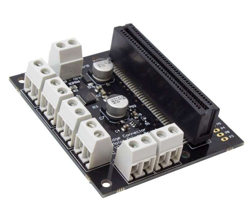 Motor Driver Board for the BBC microbit