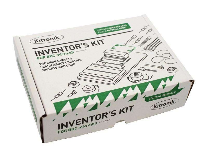 Inventors Kit for BBC microbit