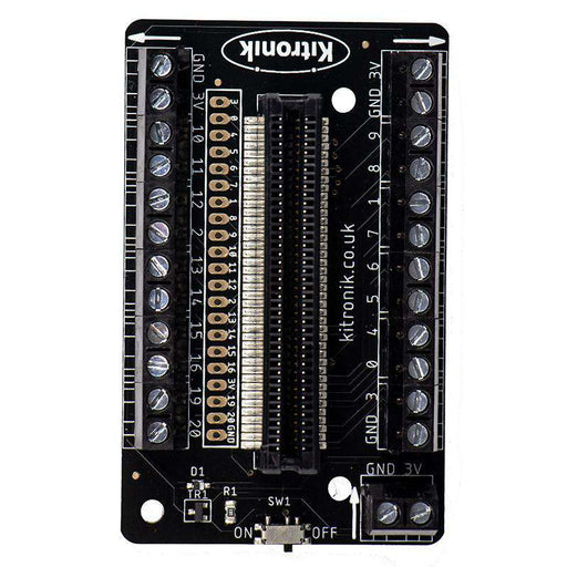 Terminal Block Breakout for BBC micro:bit