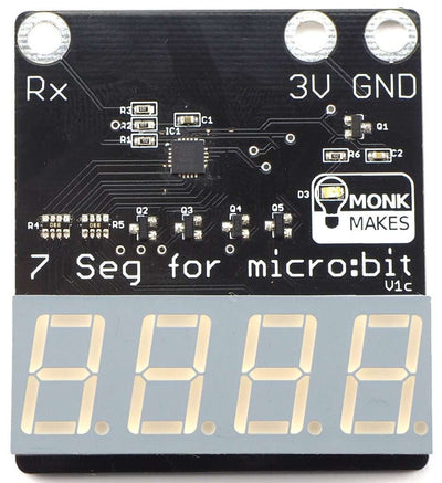 7-Segment Display - Green