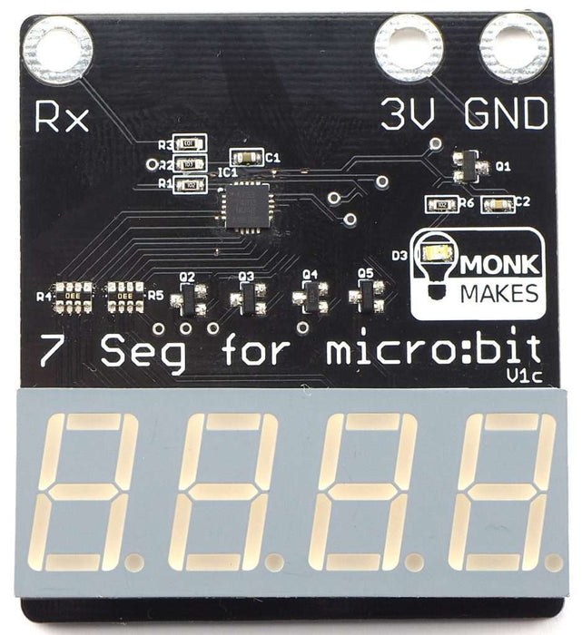 7 Segment Display for Micro:bit