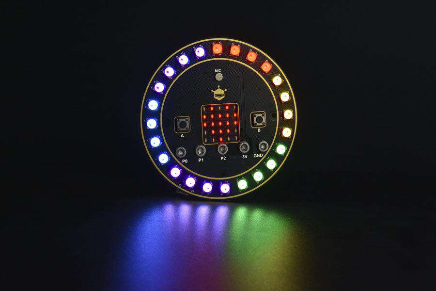 Micro:Circular LED Expansion Board