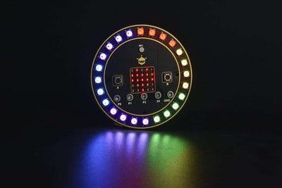 Circular LED Expansion Board