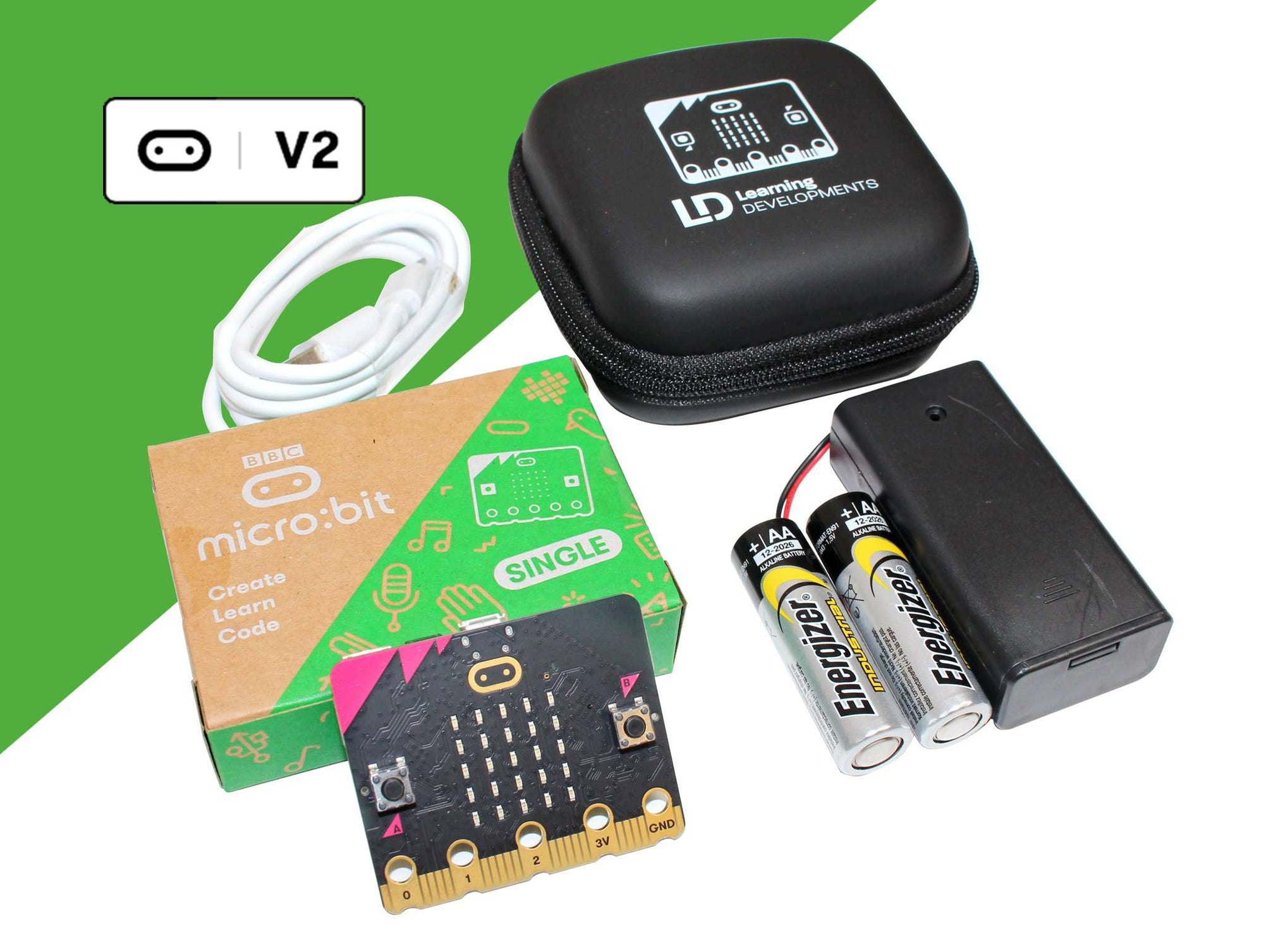 Micro:bit Kiwi Starter Kit - Version 2
