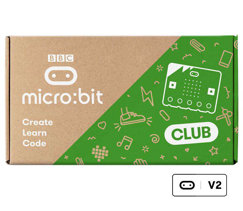 Micro:Bit V2 Classroom Pack of 10