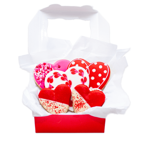 Love You! Cookie Box