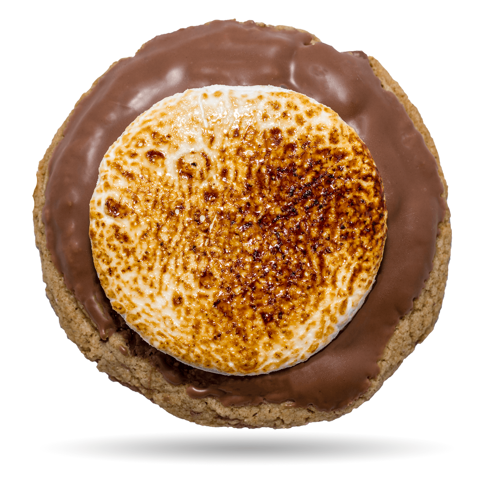 Crispy graham cookie with chocolate & toasted marshmallow - Oliver Cookie by Rewhipped in Utah