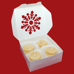 Snowflake Holiday Box