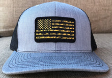 NFA Merica Gold/Gray/Black SnapBack