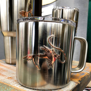 Copper Fly Yeti Mug