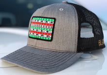 NFA Christmas Heather Gray / Black Snapback