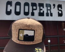 Cork SnapBack Texas Minigun Flag Patch