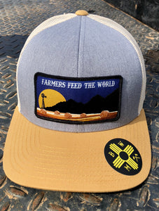 Farmers Feed The World