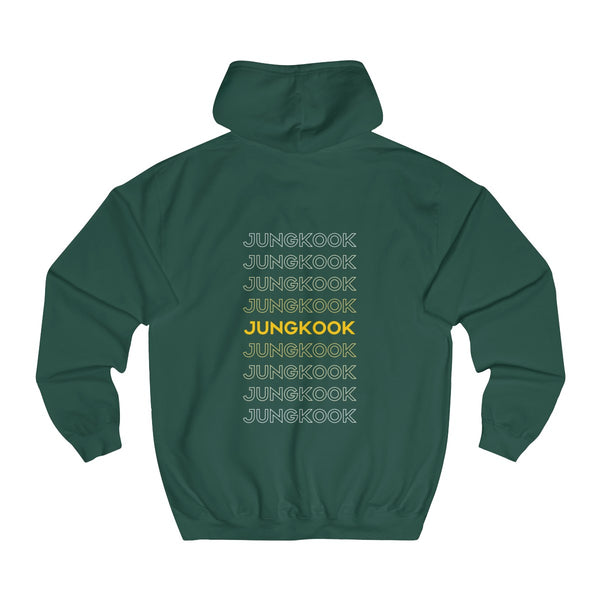 Army Jungkook Bias Hoodie  - Various Colours