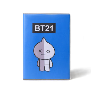 BT21 note books