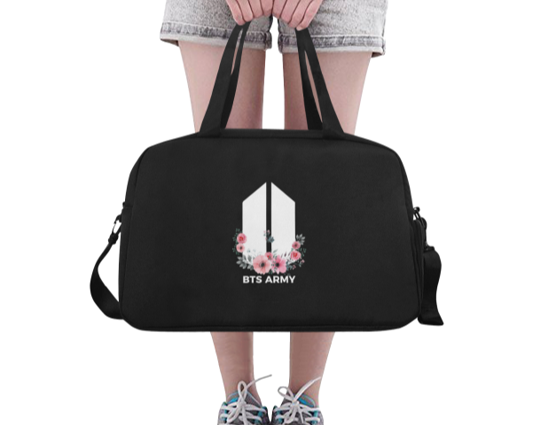 BTS Army weekend travel bag