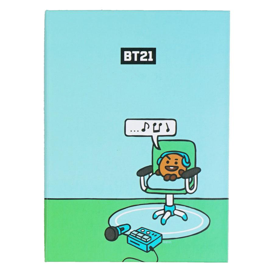 Official BTS Kumhong Fancy Collaboration Diary