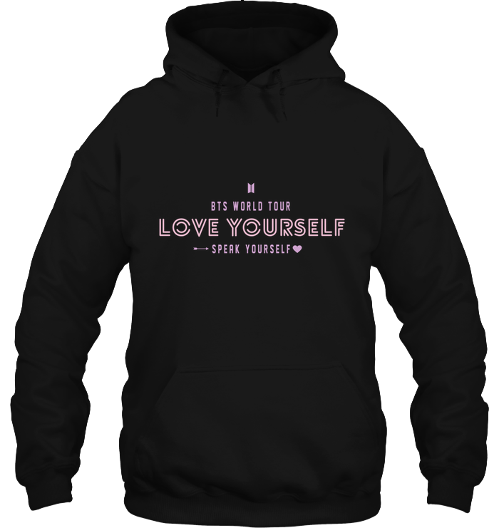 BTS Speak Yourself 2019 Hoodie