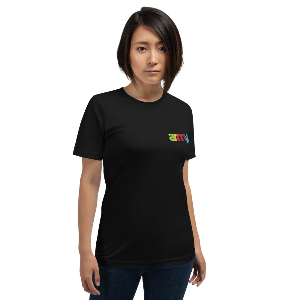 Army Multicolour Short-Sleeve Unisex T-Shirt