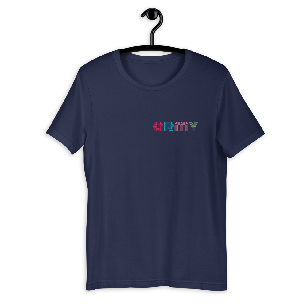 Army Dynamite Short-Sleeve Unisex T-Shirt