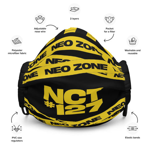 NCT 127 Face mask