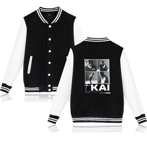 SuperM member Baseball jacket
