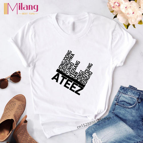 Ateez Multigraphic t-shirt