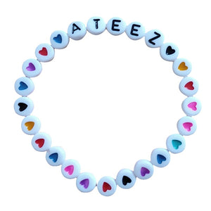 ATEEZ beaded bracelet