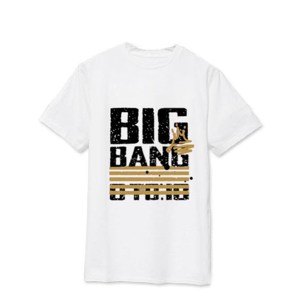 Big Bang Made Tour White and Gold