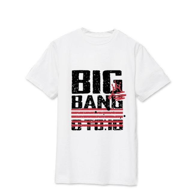 Big Bang Made Tour White