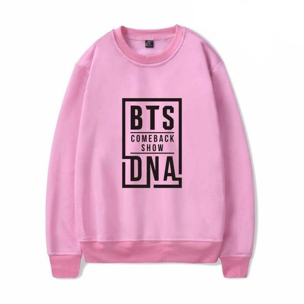 BTS Love Yourself/DNA Sweatshirt