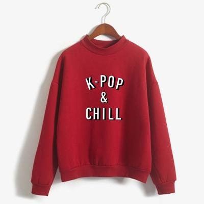 Kpop and Chill Sweatshirt