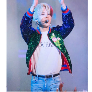 "BTS Jimin ""Lovers"" T-shirt"
