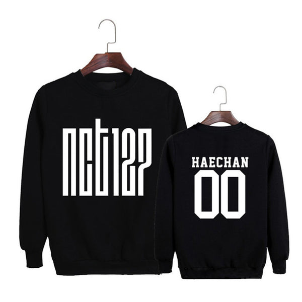 NCT Album Sweatshirt in various colours
