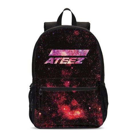 Ateez Galaxy Backpack
