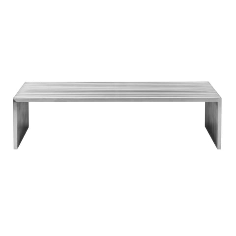 Zuo Modern Novel Long Coffee Table 100083 West Dwelling Furniture