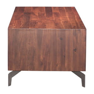Zuo Modern Perth Coffee Table Chestnut 100590