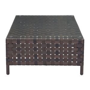 Zuo Modern Pinery Coffee Table Brown 703793
