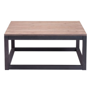 Zuo Modern Civic Center Square Coffee Table 98122