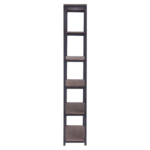 Image of Zuo Modern Mission Bay Tall Six Level Shelf 98143 West Dwelling Furniture