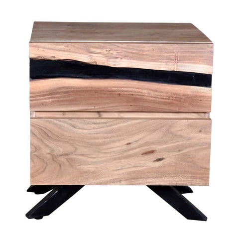 Arjun 2-Drawer Nightstand/bedside Table - Nightstands