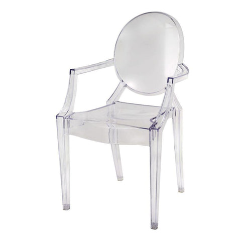 Image of Atelier Ghost Chair - Lounge Chairs