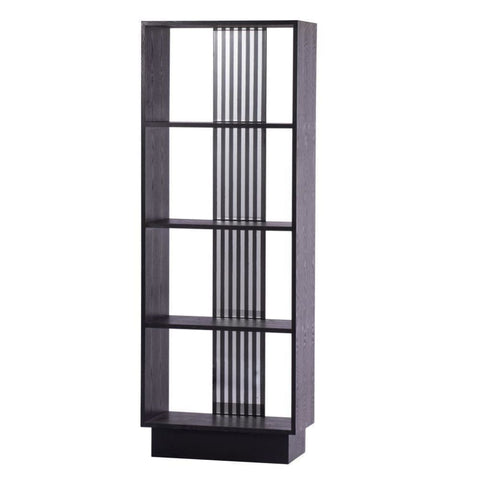 Black Bookcase - Shelves